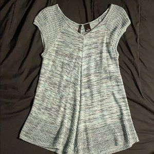 New Directions Sleeveless Sweater Small